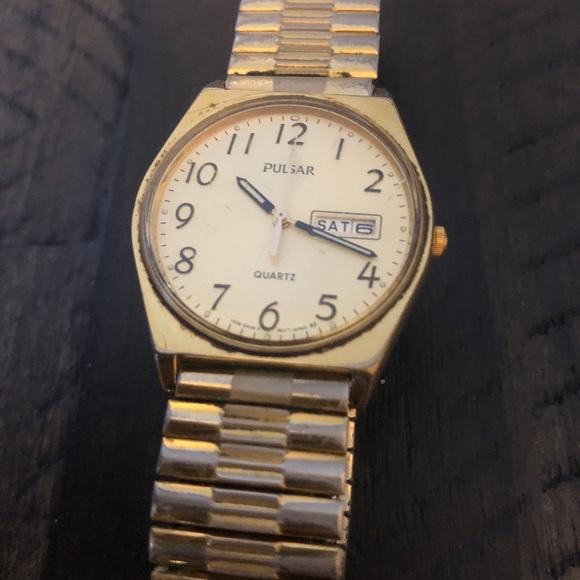 Pulsar Other - Vintage men's pulsar watch